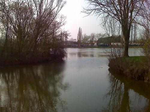 Le Parc de la Gare d'eau, Bethune