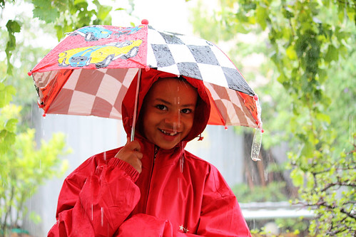 Rain - what's that?