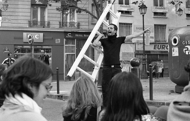 Street Play (Macadam Cyrano)