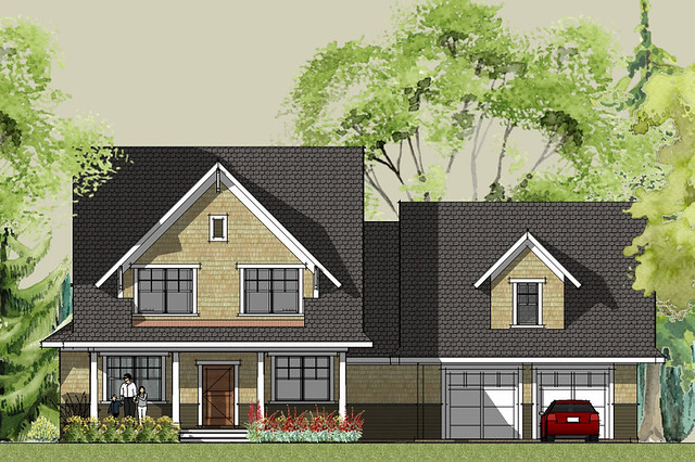 Modern Craftsman House Plans Find House Plans