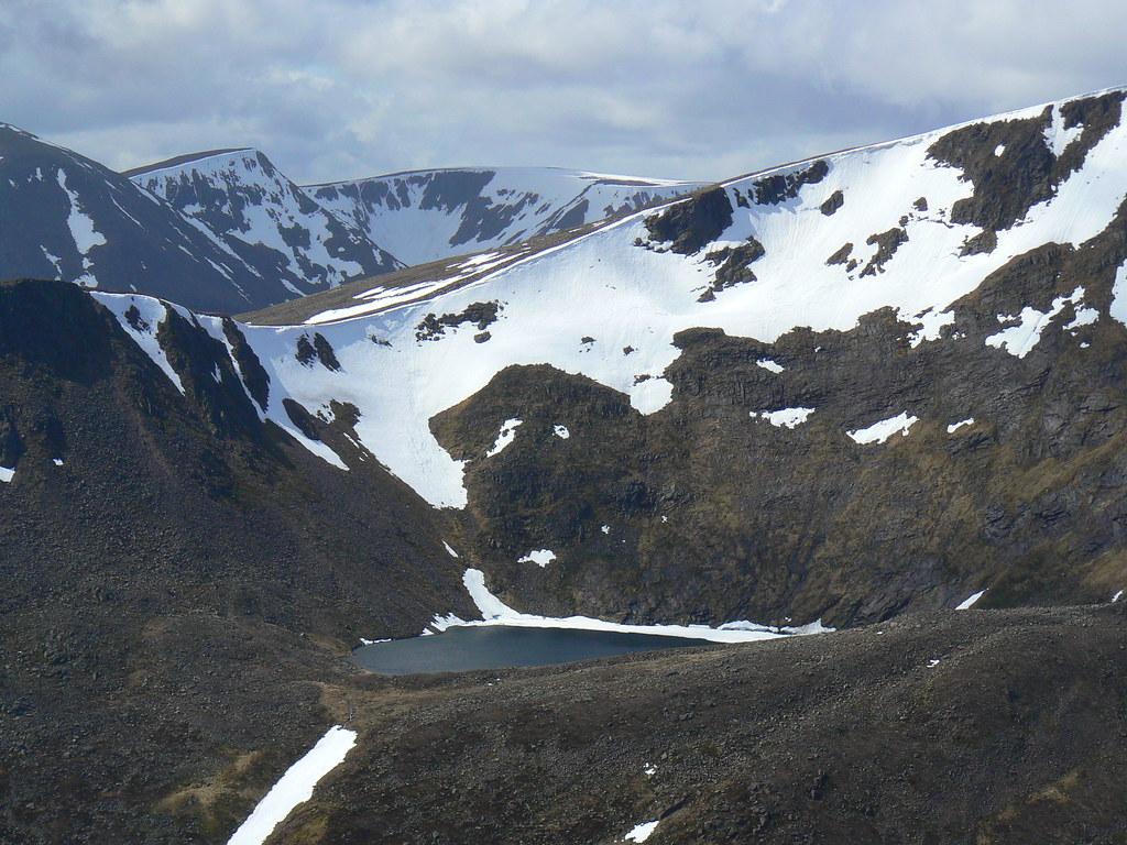 Locan Uaine, Angel's Peak
