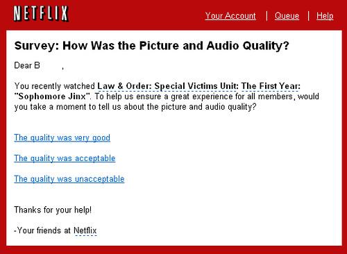 Netflix PQ
