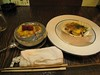 Japanese pote & Hotate mayo