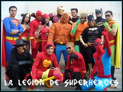 La Legion De Superheroes photo by chande legion