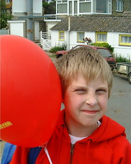 2002 05 11 09 James & Balloon photo by IoW_Sparky (off line - again)