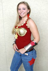 Wonder Girl photo by Team Fanbabe
