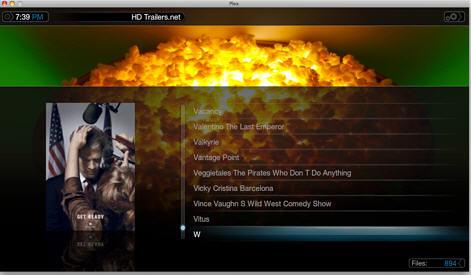 Plex HD Trailers