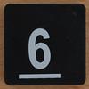 Bingo Number 6