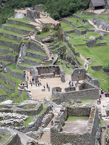 Lugares sagrados Machu Pichhu