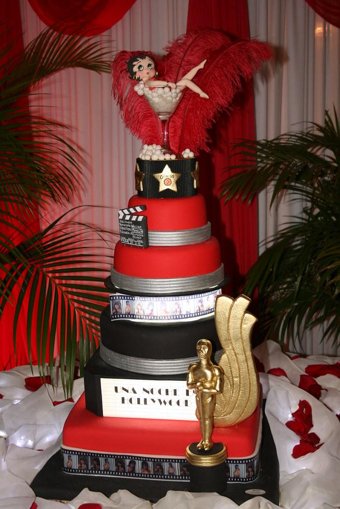 Torta Betty Boop CAKE photo by CAKES Variedades Dalila