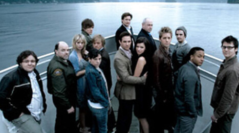 Harpers Island Cast