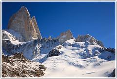 Fitz-Roy and Glaciers photo by Gerad Coles