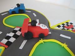 Race track - Tartas de Silvia photo by Tartas de Silvia