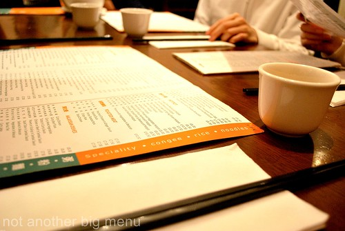 TPT table setting