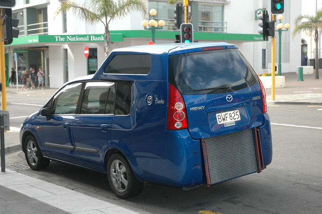 Custom wheelchair-accessible car, Napier | Flickr - Photo Sharing!