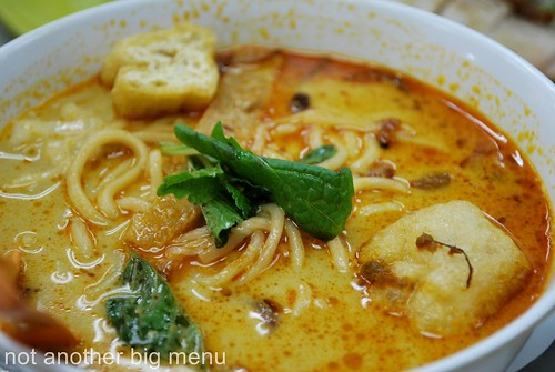 Jalan Gasing chicken rice curry mee