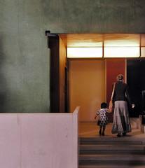 carlo scarpa, palazzo steri entrance, palermo 1973-1978 photo by seier+seier