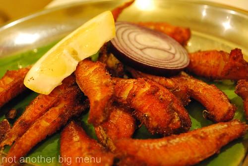 Nethili fish fry £2.75