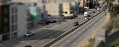 Pacific Coast Highway - Tilt Shift photo by Craig Pitchers