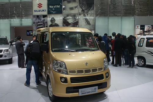 第十三届上海国际车展观后记