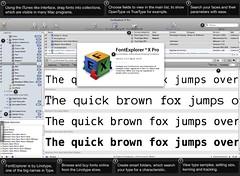 Linotype FontExplorer X Pro