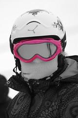 Masked skiier photo by jaska_h