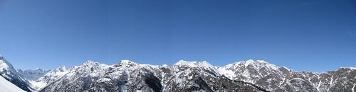 Panorama dall'Alpe Scandalorso