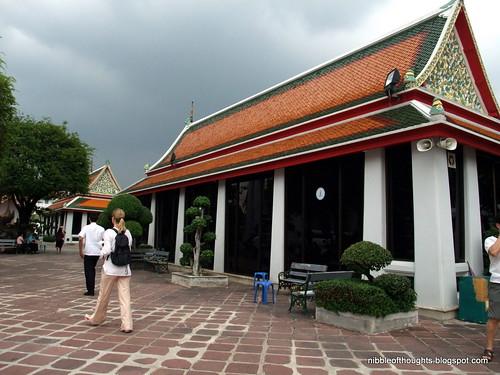 wat pho massage centre