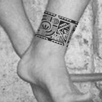 Tattoo Maori Bracelete kirituhi Polinésia.0273.tatuagem photo by Tatuagem Polinésia - Tattoo Maori