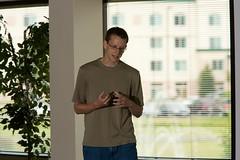 Adam McCrea - Erubycon 2009 - Day 2