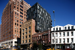 Gregg Pasquarelli of SHoP Architects, Porter House, New York, 2002 photo by rpa2101