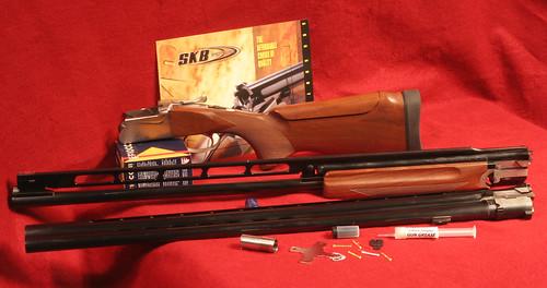 SKB Shotguns – Kids Dig 'Em