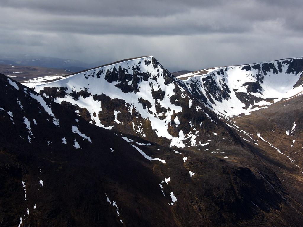 Sgor an Lochan Uaine (The Angel's Peak)