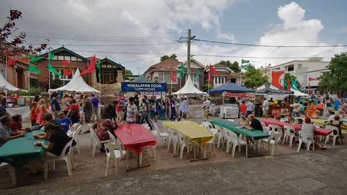 Barrio Portuguese Fair