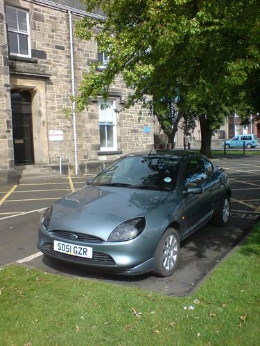 Ford Puma in Kirkcaldy