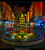 Rundle Mall Fountain - HDR