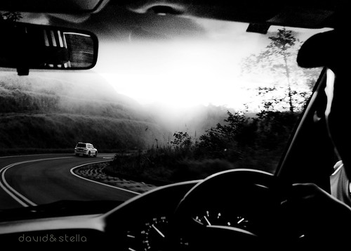 Engine braking II {B/W version}