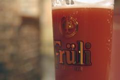 Fruli Fruit beer