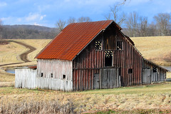 the barn in my recurring dream photo by jaki good miller