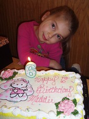 Maddie's 6'th Birthday