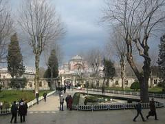 Istanbul 02.18.06 Aya Sophia
