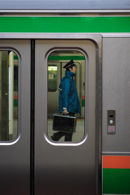 東京駅特集-第2夜- 窓越しの風景