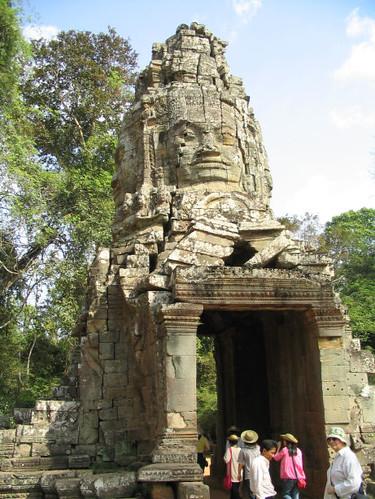 Ta Prohm Main Entrance