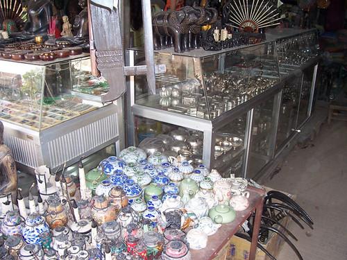 Siem Reap - Old Market