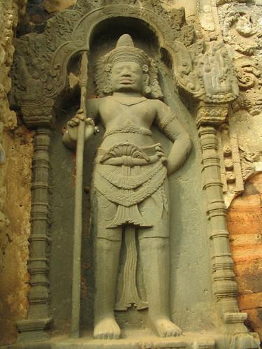Preah Ko Warrior