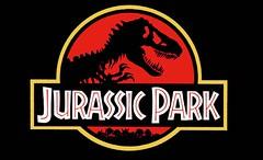 logo Jurassic Park Spielberg Tom Martin