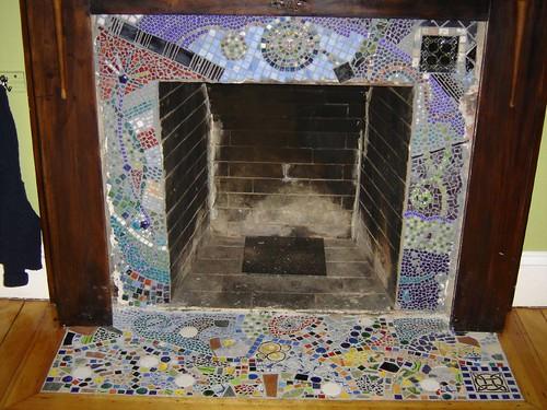 Around The Hearth Make Mine Mosaic