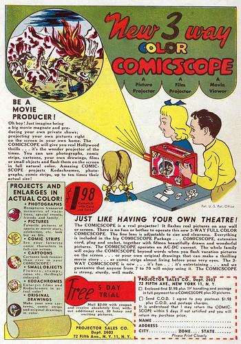 color comicscope