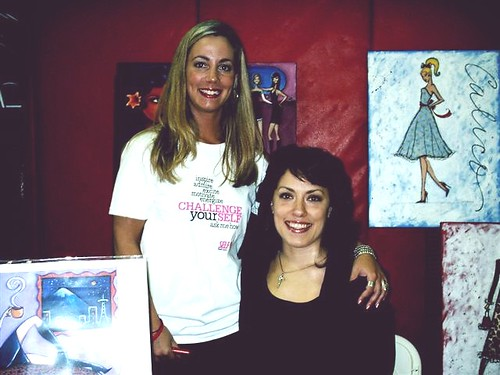 Adrienne and Ramona