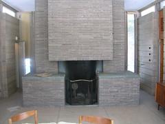 gores pavilion fireplace